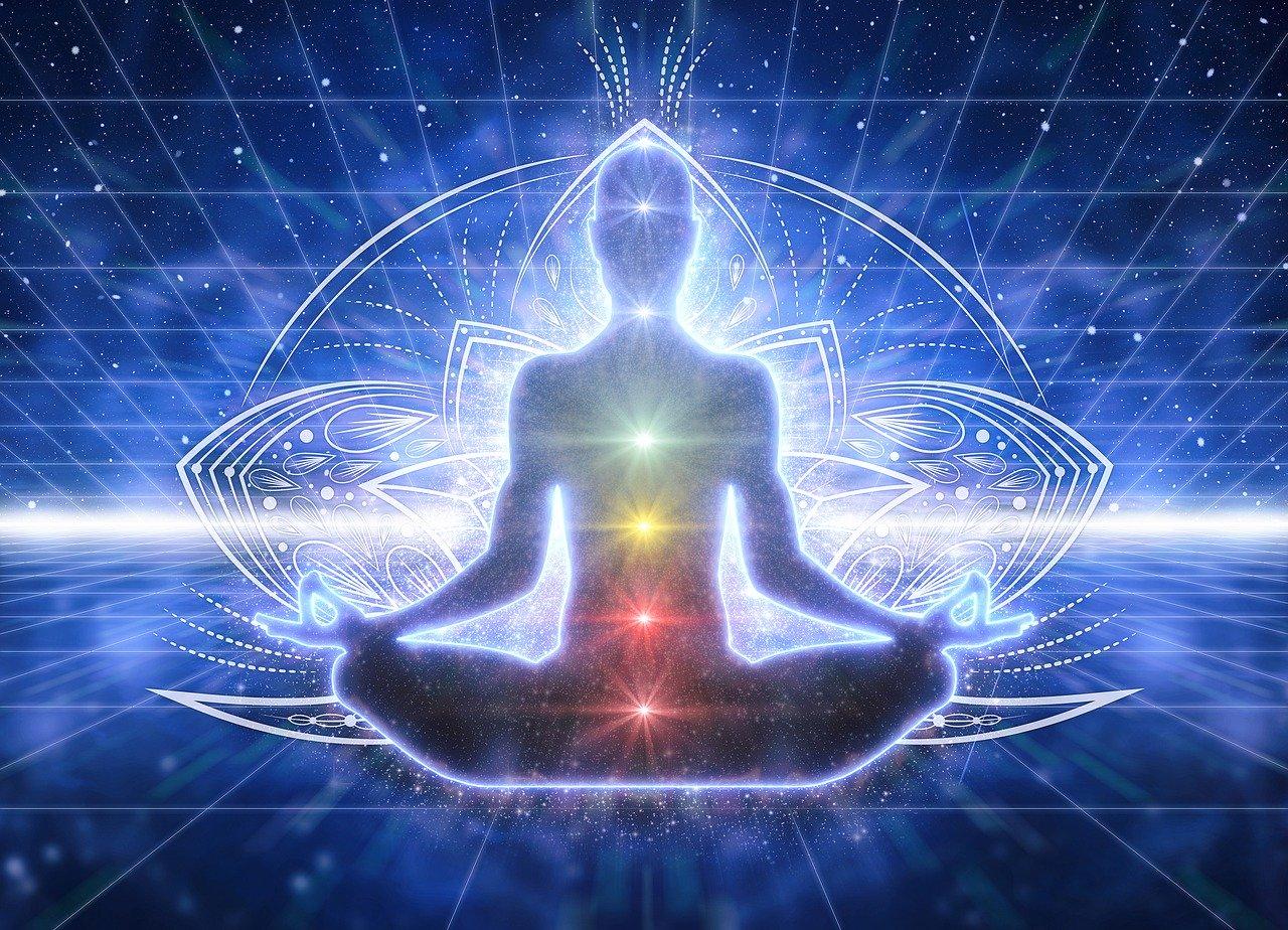 meditación chakra