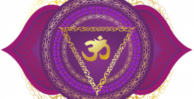 el chakra del tercer ojo