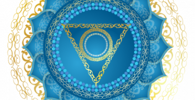 chakra de la garganta simbolo