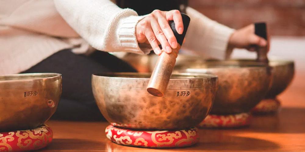 beneficios cuencos tibetanos