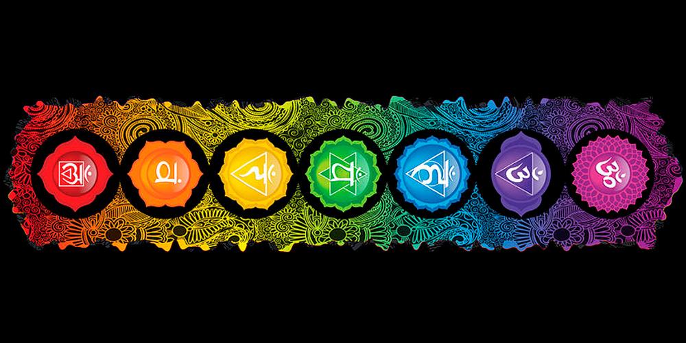 símbolos de los chakras